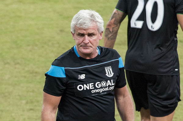 There were Mark Hughes jokes as he was appointed Southampton manager