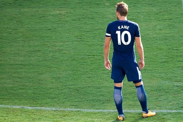 The Harry Kane dubious goal jokes are coming in after the panel awarded Spurs' second in their 2-1 there to the striker