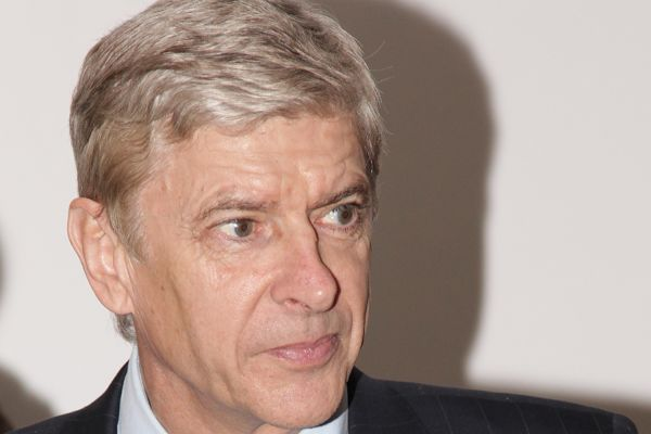 There were many jokes as Arsène Wenger was tipped to be the next Real Madrid manager