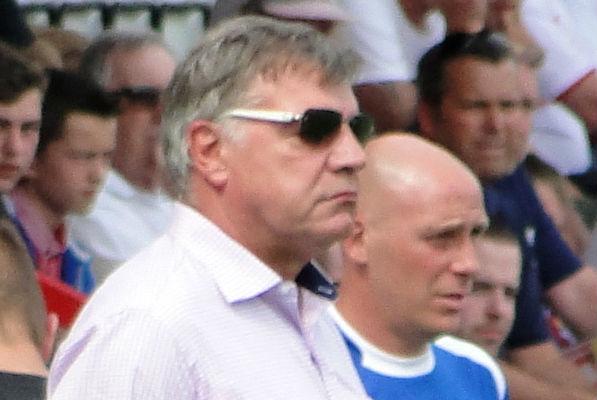 With Sam Allardyce sacked by Everton, jokes flowed