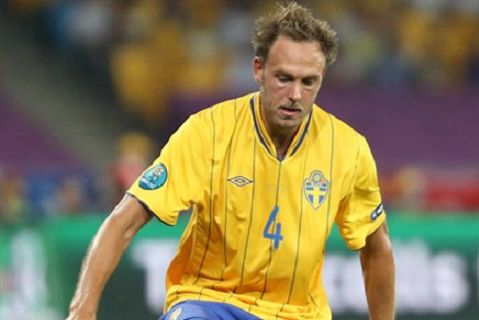Andreas Granqvist, who scored a penalty, can now laugh at the tweets and jokes from Sweden 1-0 South Korea at Russia 2018