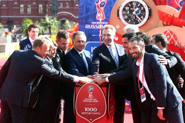 The countdown to Russia 2018 is over and you can enjoy more World Cup jokes