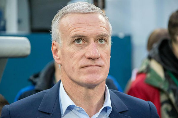 France manager Didier Deschamps may not be in the mood for jokes after 0-0 draw with Denmark