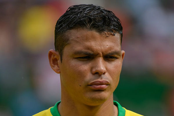 Thiago Silva can enjoy these tweets and jokes from Serbia 0-2 Brazil having scored
