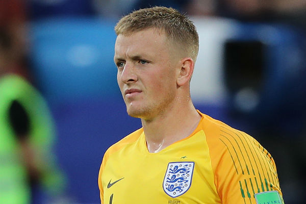 Jordan Pickford will like these tweets and jokes as England beat Colombia on penalties having starred in the Round of 16 win at the World Cup in Russia