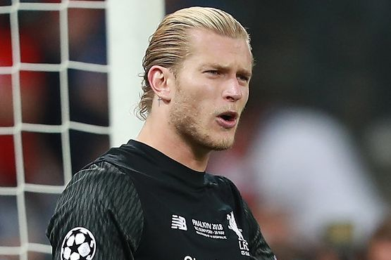 There were jokes with Liverpool in talks with Beşiktaş about a move for Loris Karius to Turkey