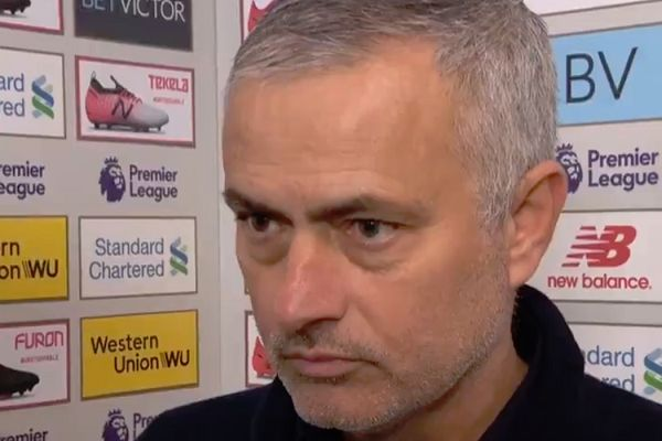 There were more José Mourinho jokes and tweets after Liverpool 3-1 Manchester United