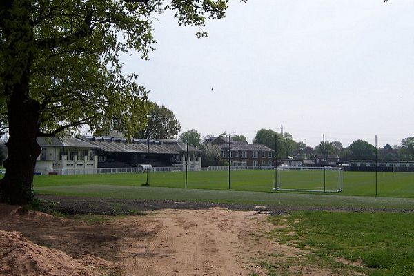 Fulham's training ground Motspur Park, where Aboubakar Kamara was reportedly arrested before all the jokes and tweets