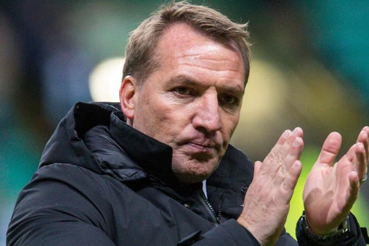 There were tweets and jokes after Brendan Rodgers left Celtic to become Leicester manager