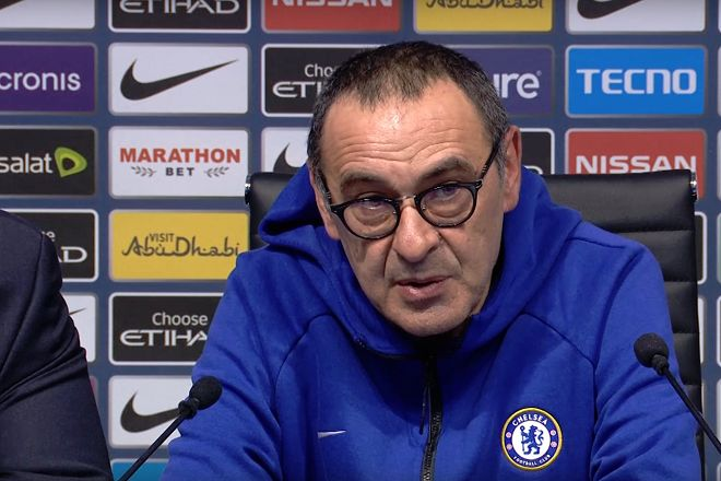 Maurizio Sarri won't want to see the tweets and jokes after Manchester City 6-0 Chelsea
