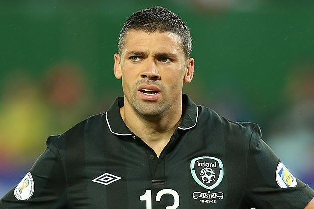 Jonathan Walters ran after a man who did a poo outside his house
