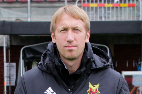 Graham Potter manages these Brighton FPL players for real