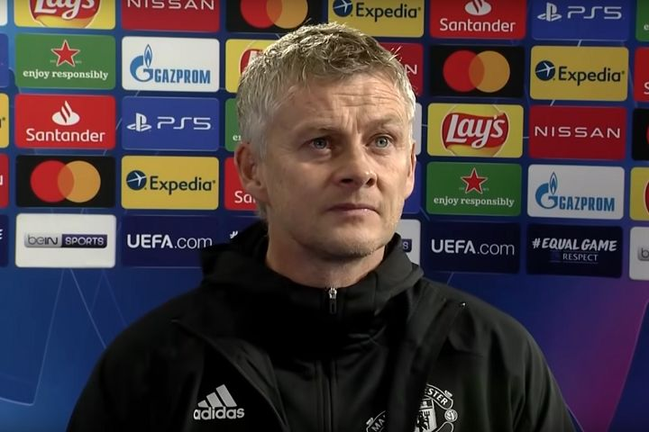 Ole Gunnar Solskjær after İstanbul Başakşehir 2-1 Manchester United, he won't want to see the jokes and tweets