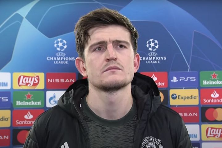 Maguire not in the mood for tweets and jokes after Manchester United were knocked out the Champions league following a loss in Leipzig
