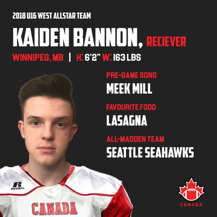 Kaiden Bannon