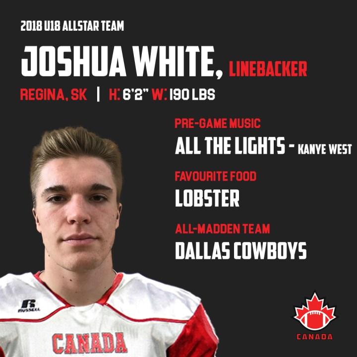 Joshua White