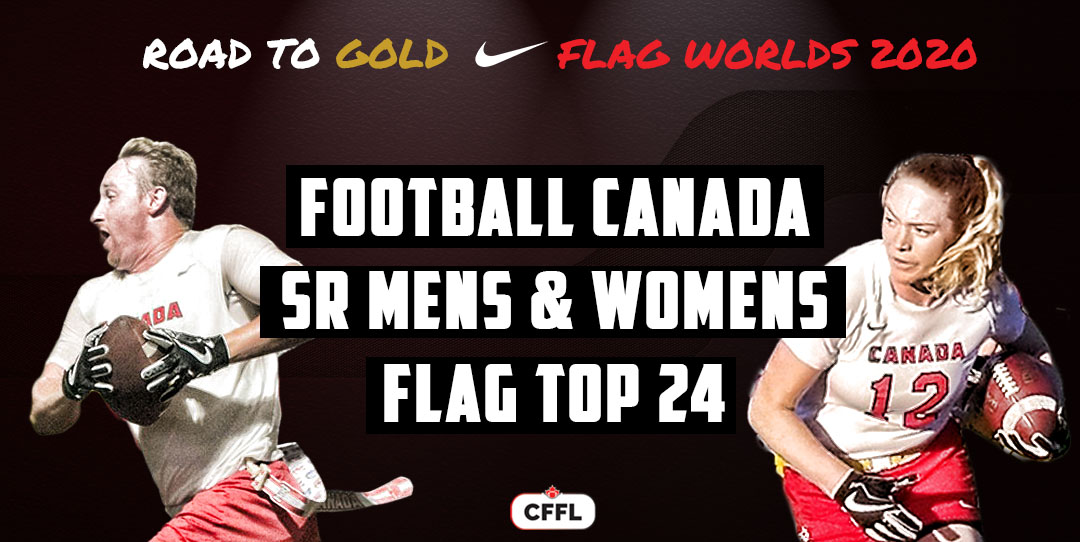 Football Canada Top 24 all-stars announced