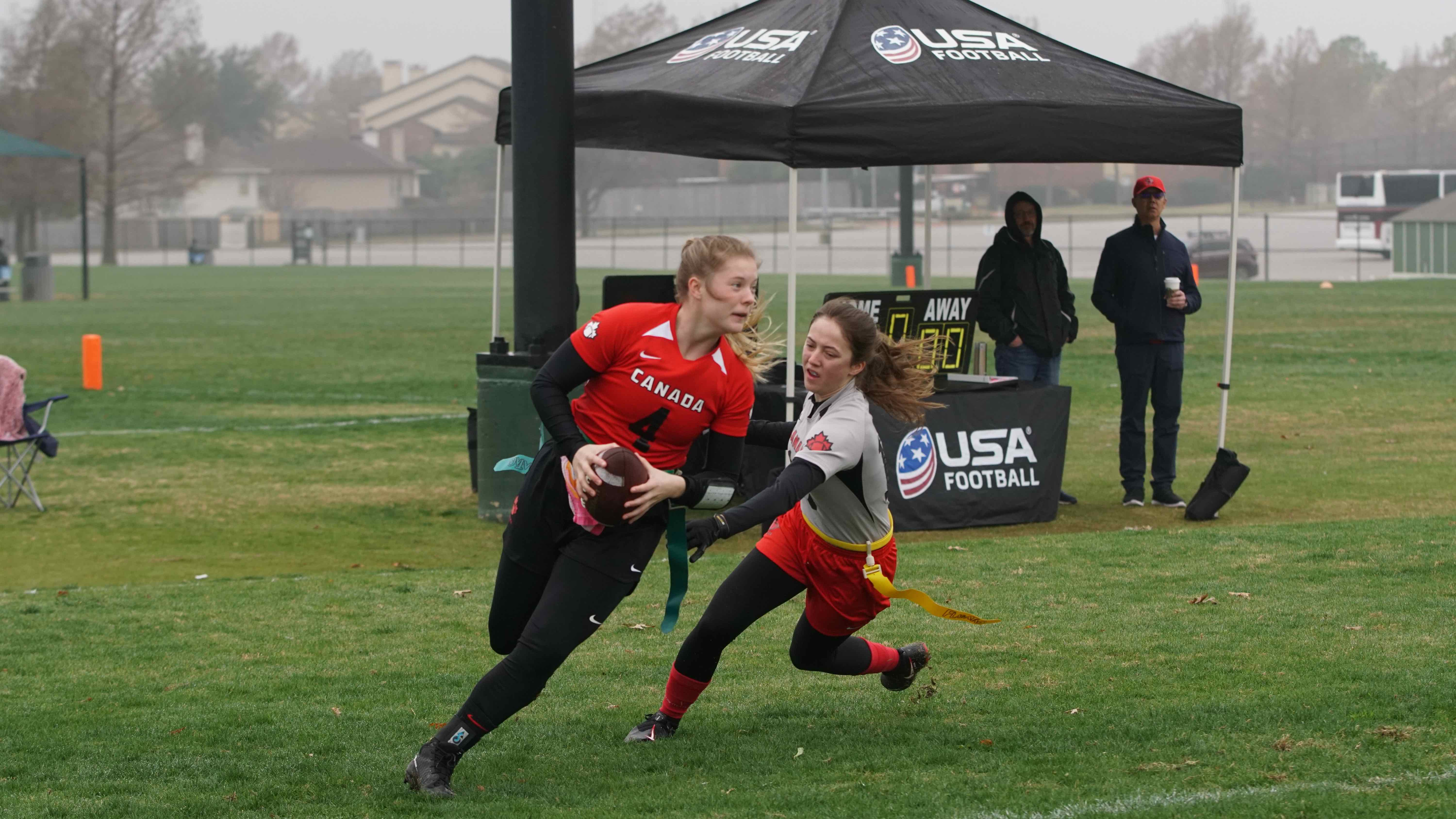 Canadian Flag Teams show competitive fire at 2020 International Bowl