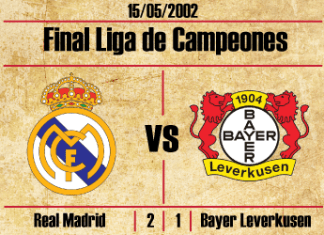 final champions league 2002 real madrid bayer leverkusen