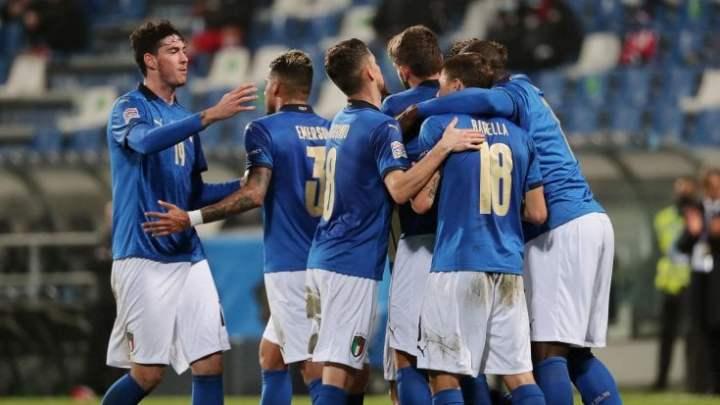 Analisi tattica: l'Italia di Mancini