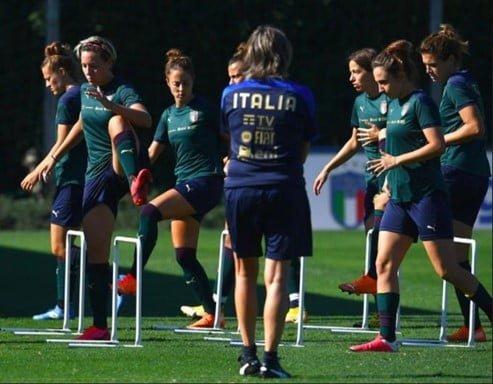 Calcio Femminile: l'importanza delle capacità motorie nel settore giovanile