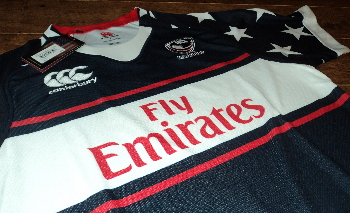 USA Rugby Sevens 2013 Canterbury Alternate Jersey