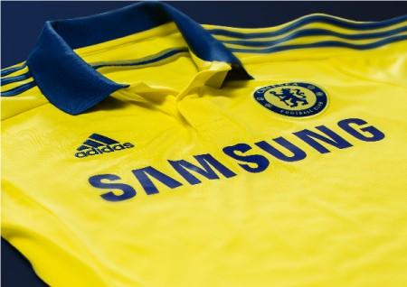 timeless design 170a3 19f7f Chelsea FC 2014/15 adidas Away Kit - FOOTBALL FASHION.ORG