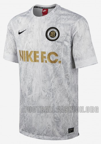 Nike FC Lifestyle 2015 Football Shirt, Soccer Jersey