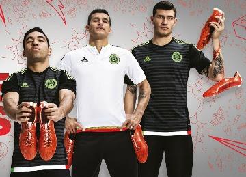 Mexico 1970 adidas Originals Retro Jersey FOOTBALL FASHION.ORG