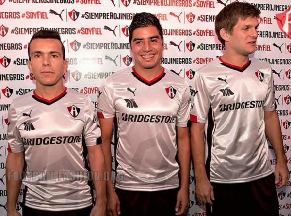 Atlas Fútbol Club 2015 PUMA Third Soccer Jersey, Football Kit, Soccer Jersey, Equipacion, Playera, Camiseta Tercera