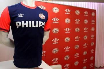 PSV Eindhoven Sign Five Year Kit Deal with Umbro