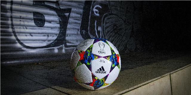 adidas 2015 UEFA Champions League Finale Berlin Official Match Ball