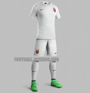 Norway 2015 2016 Nike Home and Away Football Kit, Soccer Jersey, Shirt, Landslagsdrakt