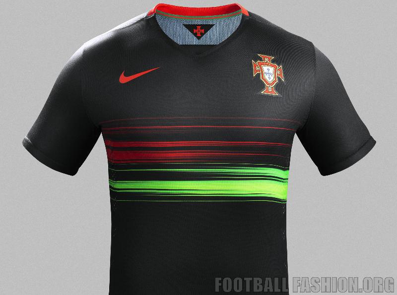 portugal 2015 16 nike away kit football fashion org. Black Bedroom Furniture Sets. Home Design Ideas