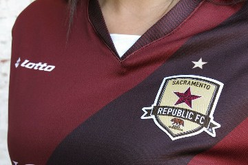 Sacramento Republic FC 2015 Lotto Home and Away Soccer Jersey, Football Kit, Shirt, Camiseta de Futbol