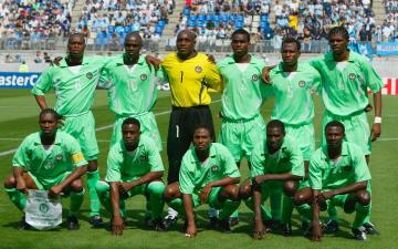 Nigeria To Wear Nike Kits Until 2018