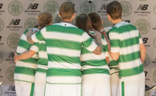 Celtic FC 2015/16 New Balance Home Football Kit, Soccer Jersey, Shirt