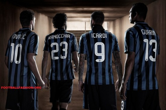 Inter Milan 2015 2016 Nike Home Soccer Jersey, Football Kit, Shirt, Maglia, Gara