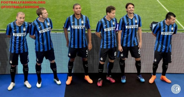 Inter Milan 2015 2016 Nike Home Soccer Jersey, Football Kit, Shirt