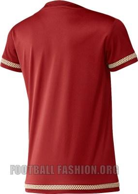 Spain 2015 Women's World Cup adidas Home Soccer Jersey, Football Kit, Shirt, Camiseta Espana Copa Mundial, Equipacion