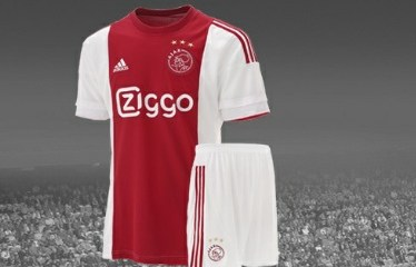 Ajax Amsterdam 2015 2016 adidas Home and Away Football Kit, Soccer Jersey, Shirt, Thuisshirt, Uitshirt