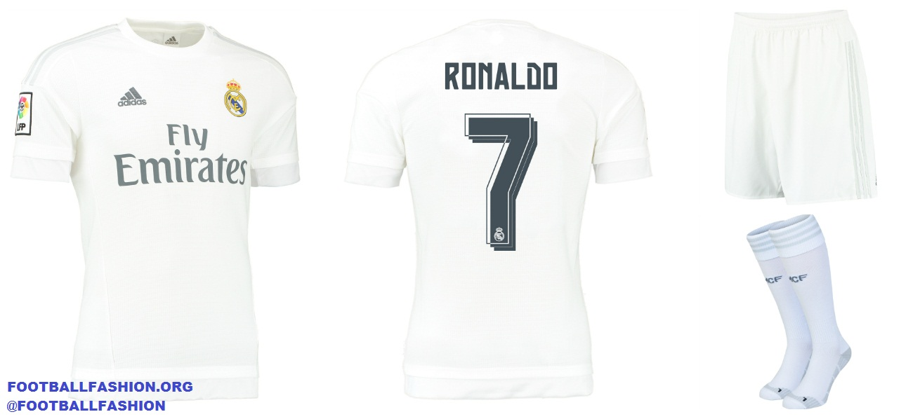 size 40 11396 c5651 Welcome to Soccer Alerts: Real Madrid's Adidas 2015/16 Home ...