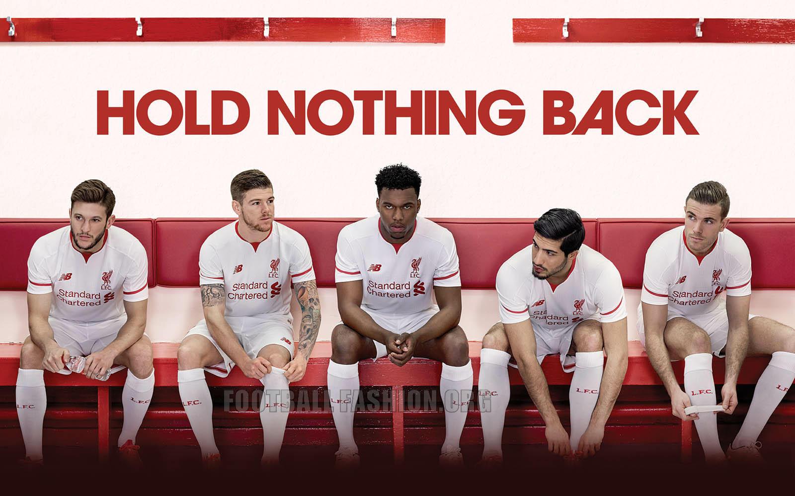 Liverpool FC 2015 16 New Balance Away Kit – FOOTBALL FASHION.ORG cd415bd402409