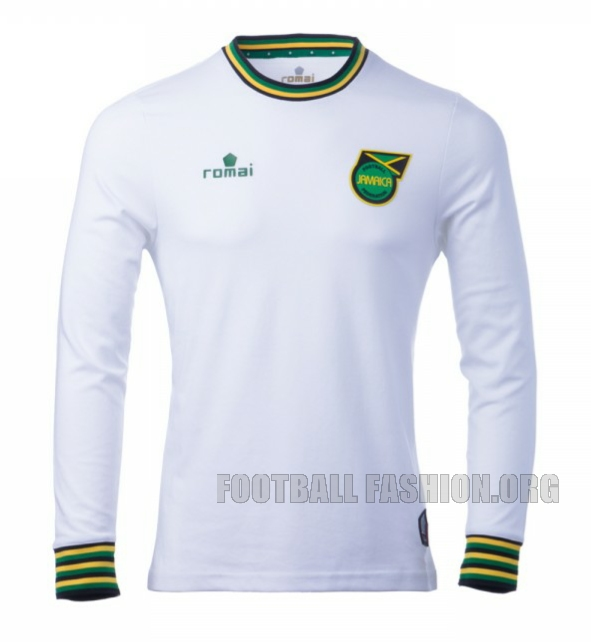 44e54a93162 Jamaica 2015 16 Romai Retro Jerseys - FOOTBALL FASHION.ORG