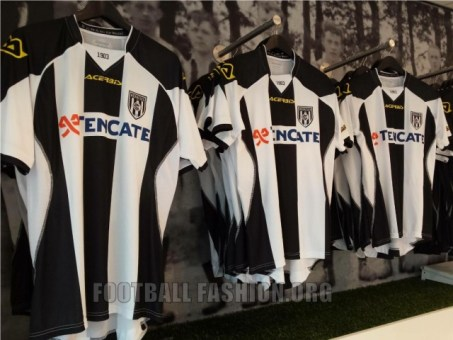 Heracles Almelo 2015 2016 Acerbis Football Kit, Soccer Jersey, Shirt, Tenue