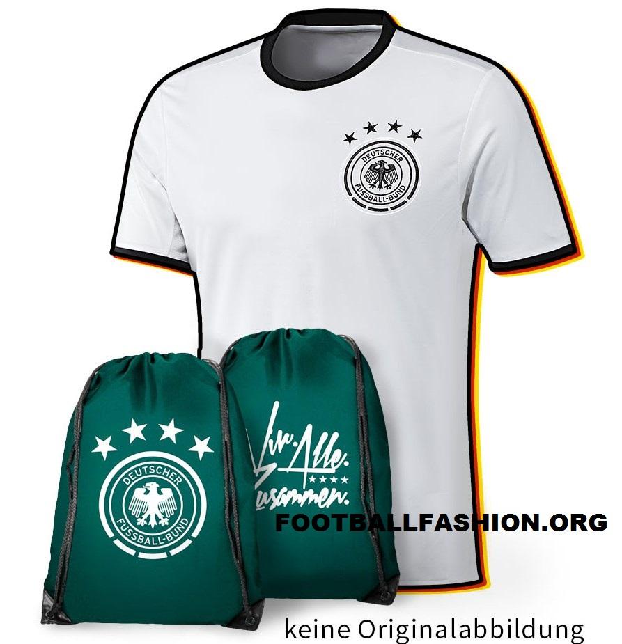 a1984893f DFB Tease Germany adidas EURO 2016 Home Jersey - FOOTBALL FASHION.ORG
