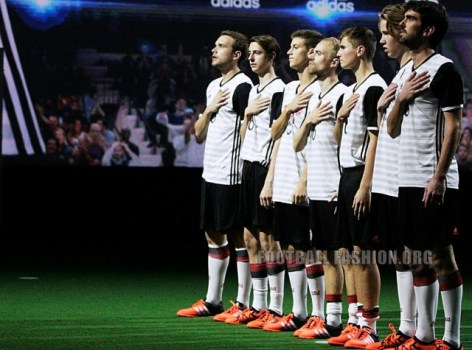 Denmark 2015 2016 adidas Home Football Kit, Soccer Jersey, Shirt, Danmark udebanetrøje