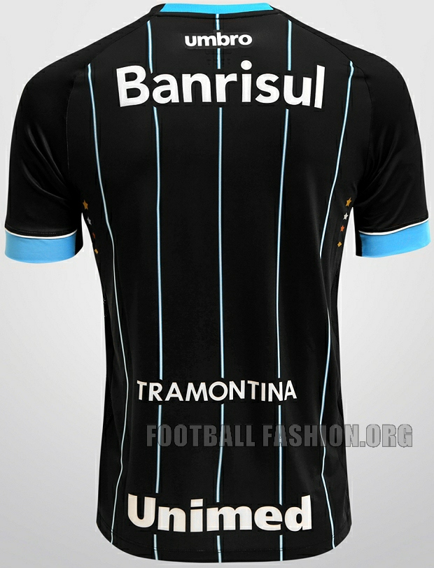 e83697d7a0f79 Grêmio 2016 Umbro Fourth and Retro Jerseys - FOOTBALL FASHION.ORG