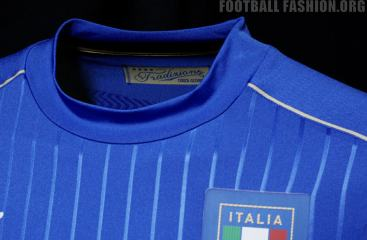 Italy EURO 2016 PUMA Blue Home Football Kit, Soccer Jersey, Shirt, Gara, Maglia, Camiseta