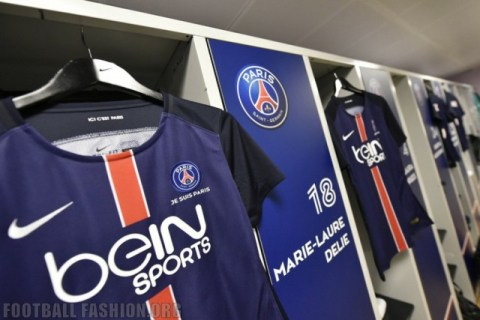 PSG Pay Tribute to Terror Victims with 'Je suis Paris' Kits